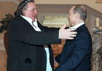 Жерар Депардье: «Готов умереть за Россию»