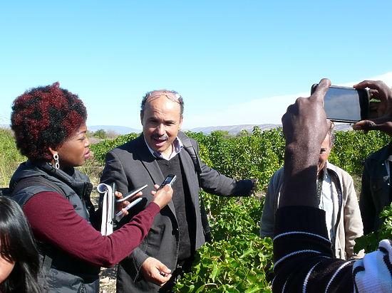 Марокко активно строит зеленую промышленность