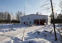 Пожарное депо в Ивановских Двориках построят в середине декабря