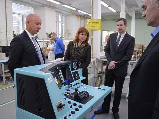 Власти Серпухова посетили «РАТЕП-ИННОВАЦИЯ»