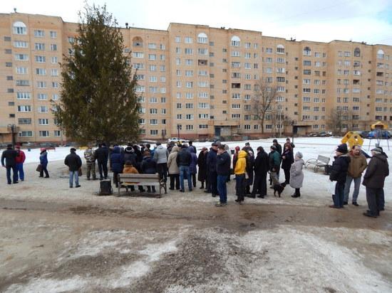 Протвино не пускает «УК Август ЖКХ» в Оболенск