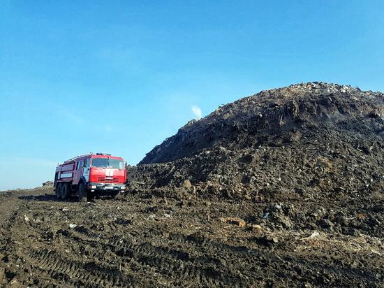Областные чиновники держат полигон в Съяново под особым контролем