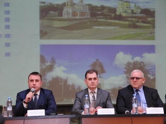 Глава городского округа Серпухов встретился с жителями Слободы