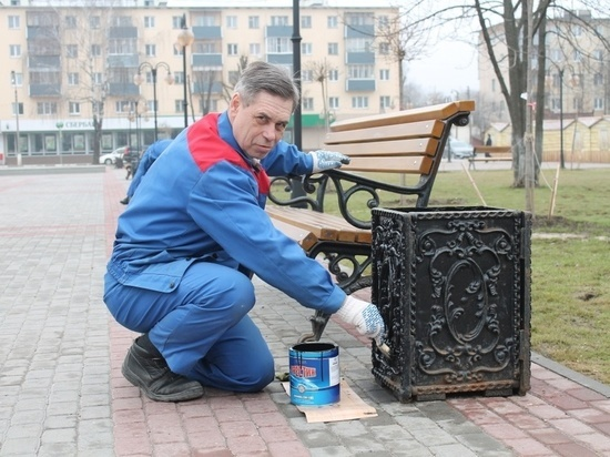 Cуббота в Сепухове прошла ударно