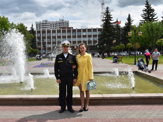Как живется и служится на корабле имени Серпухова