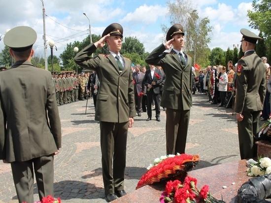 Дата памяти и скорби отметили в Серпухове без лишней суеты