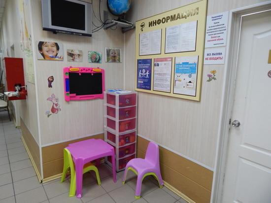 Стоматология в Серпухове гордится детским отделением