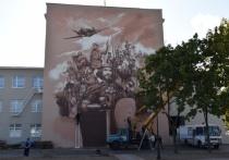 В Серпухове площадь Славы обрастает доброй славой