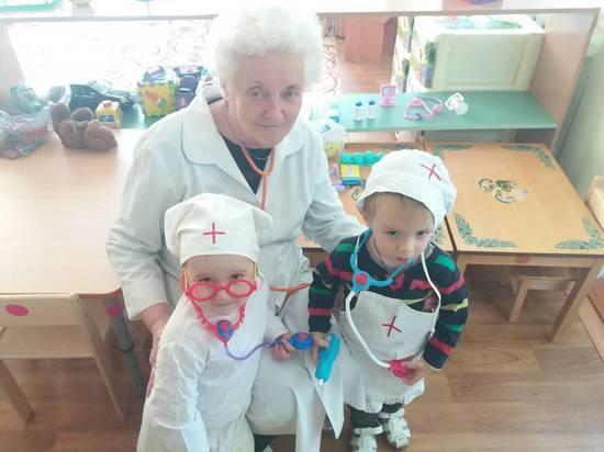 Секретами профессионального долголетия поделилась врач из Серпухова
