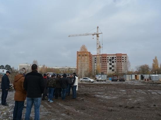 Началось строительство новой школы в Большевике