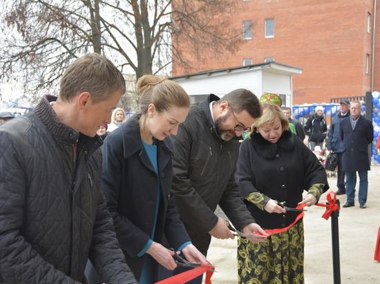 В Чехове открылся новый сосудистый центр