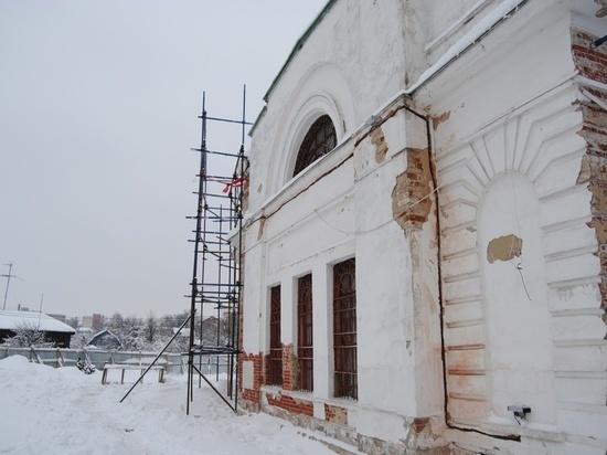 Троицкий собор восстает из пепла забвения