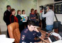 Общественники проверили работу отдела ГИБДД