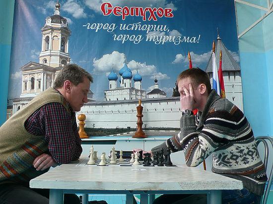Серпуховский рапид-2015 выиграл Владислав Ноздрачев